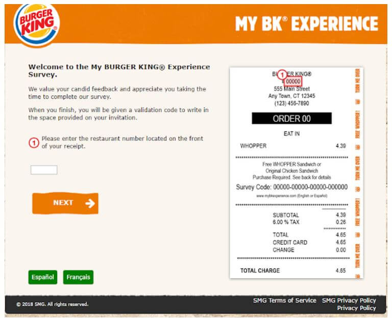 Burger-king-survey-website