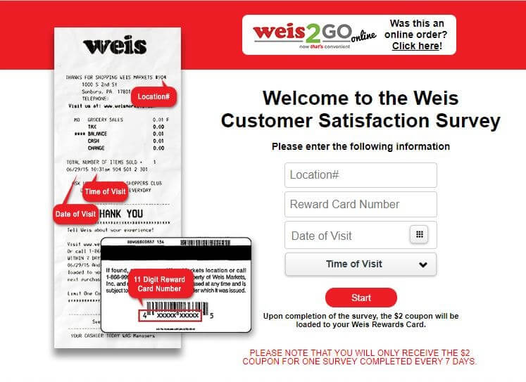 Weis-feedback-Page