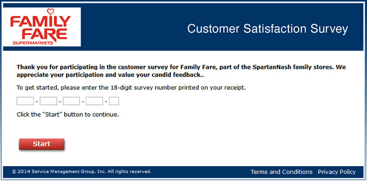 family-fare-survey