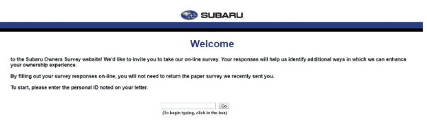 sabaru-survey