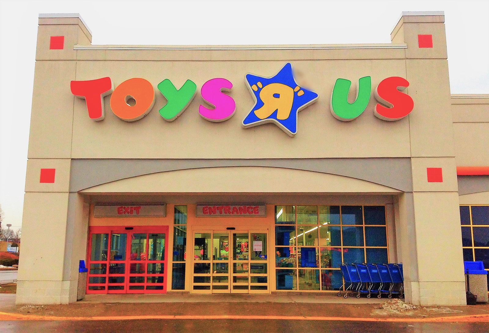 Toys--R--Us