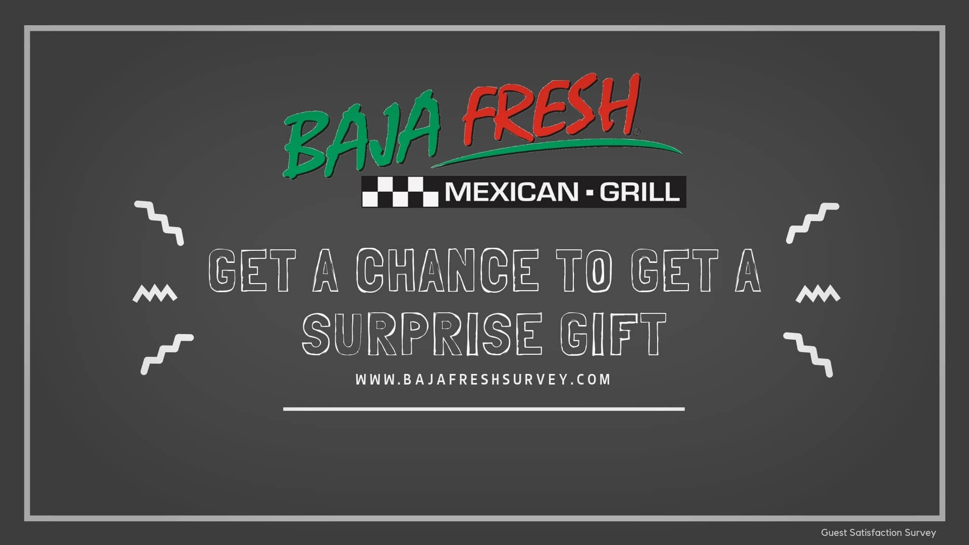 Baja Fresh Survey | Take Survey To Win A Surprise Gift