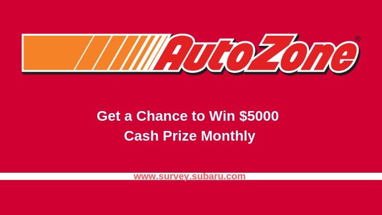 Autozonecares | Get a Chance to Win Cash Prize of Worth $5,000