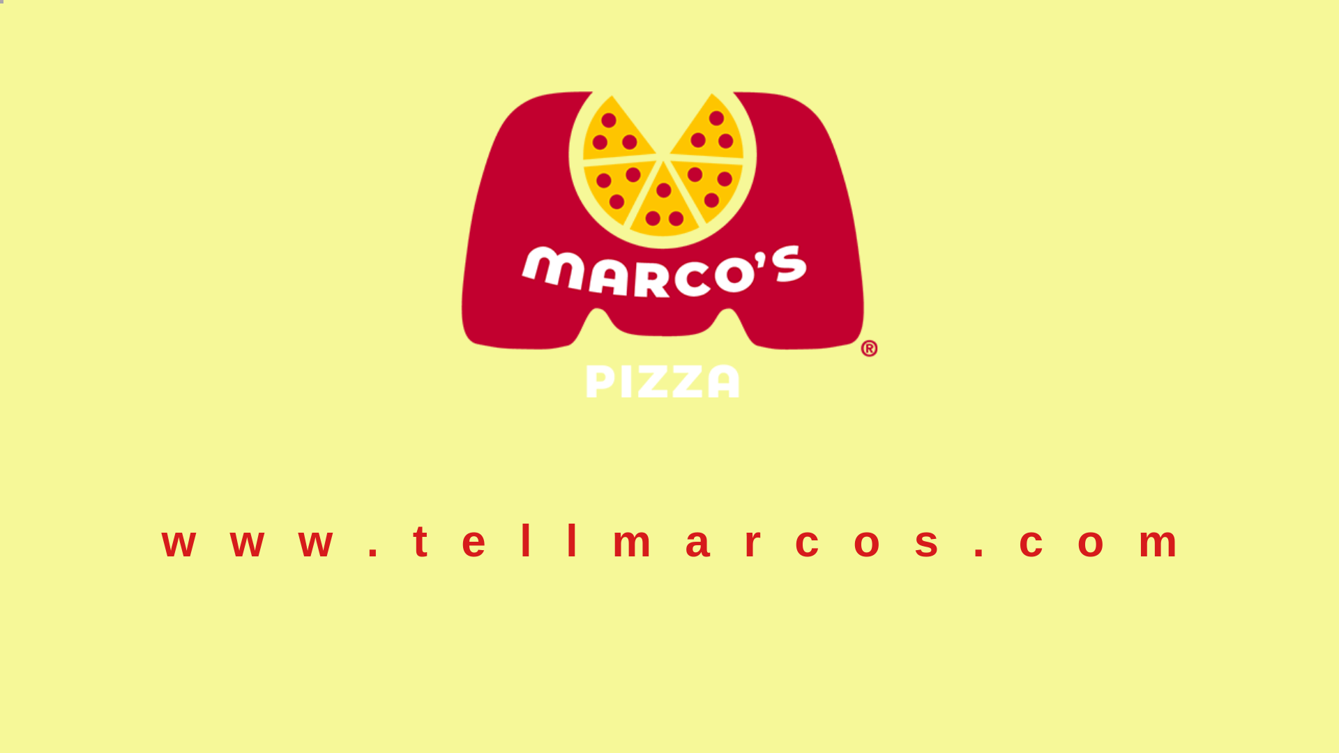 TellMarcos | Take TellMarcos Survey | Get Free Pizza Coupon🍕