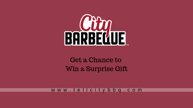 Tell City Barbeque Survey | Win a surprise gift