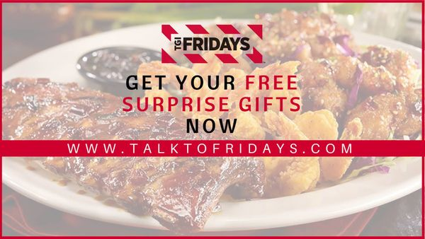 Talktofridays | Enter www.talktofridays.com survey to Win Surprise Gifts