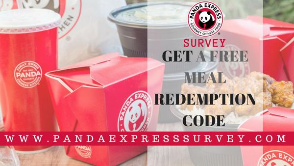 Panda Express Survey | Enjoy FREE MEALS For the feedback survey