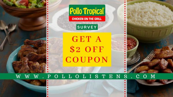 Pollolistens Survey | Get 2% Discount Coupon