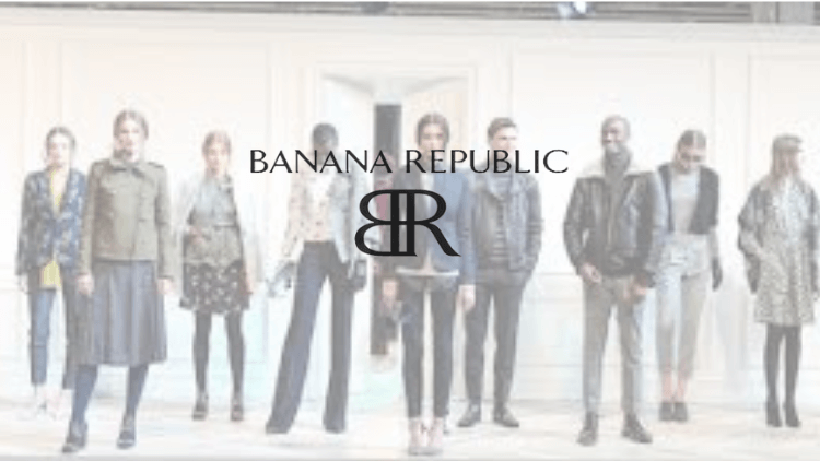 Banana Republic Survey | Get a Chance to Win 15% Discount on Next Visit