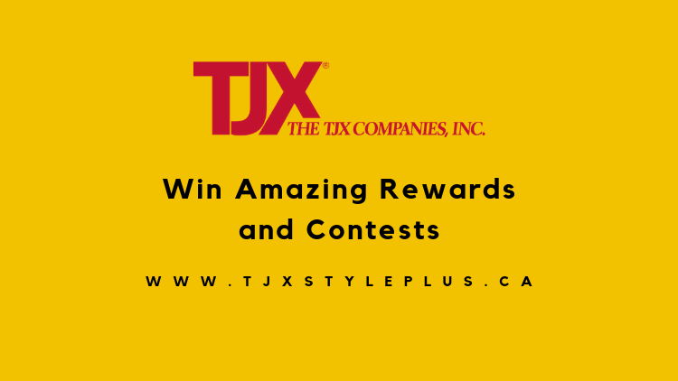 TJXStylePlus | Join TJXStylePlus Canada | Free Rewards & Contests