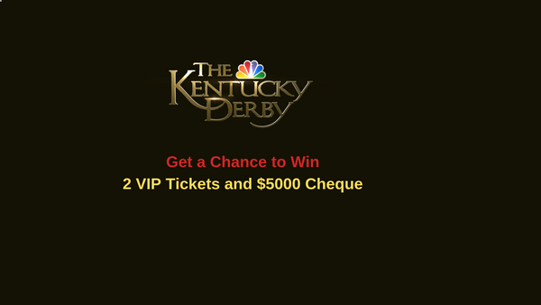 Kentuckyderby.com Derby Trip Giveaway- Get a Chance to Win VIP Tickets