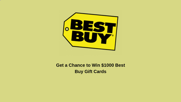 Best Buy Canada Customer Experience Survey- Get a Chance to Win  $1000 Gift Card