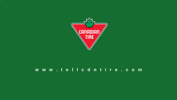 Canadian Tire Gas Bar - Get a Chance to Win $1K